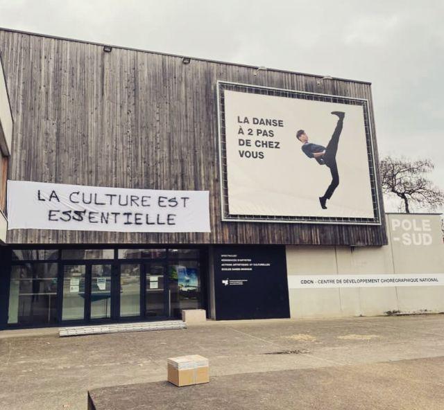 #printempsinexorable #feuvertpourlaculture #greenlightforculture